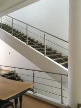 Balustrada Inox Cu 3 Traverse - 10009 Balustrada Inox Cu 3 Traverse