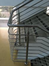 Balustrada Inox Cu 9 Traverse - 10016 Balustrada Inox Cu 9 Traverse