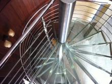 Balustrade Inox Sticla - 10030 Balustrade Inox Sticla